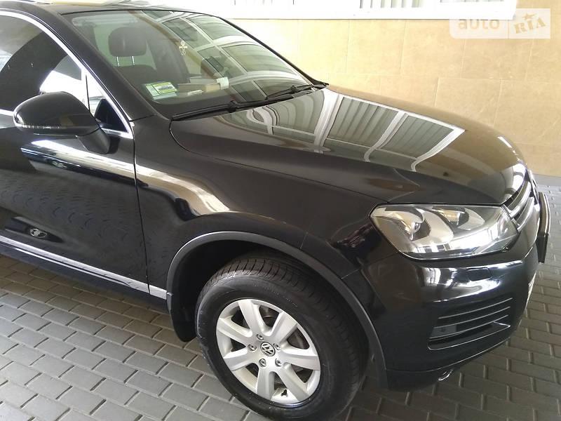 Volkswagen Touareg 2010 года