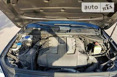 Volkswagen Touareg 2012 года