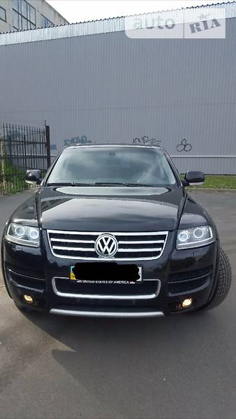 Volkswagen Touareg 2005 року