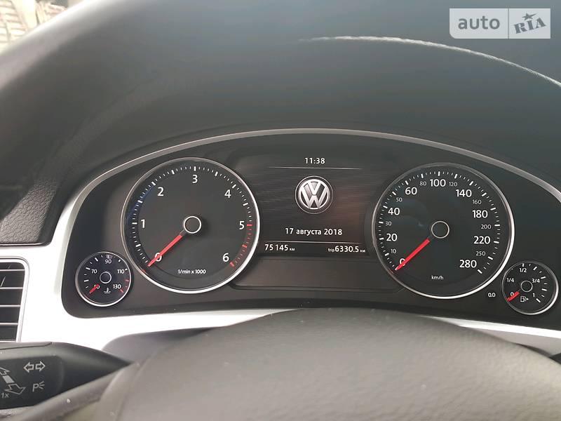 Volkswagen Touareg 2015 в Хмельницком