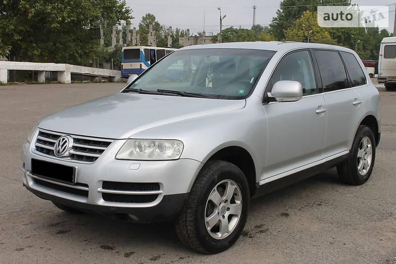 Volkswagen Touareg 2005 року в Миколаїві