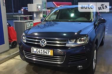 Volkswagen Touareg 2011 в Умани