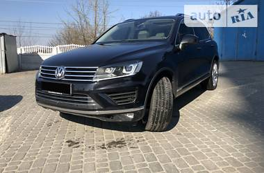 Volkswagen Touareg 2015 в Львові
