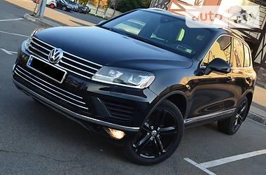 Volkswagen Touareg 2017 в Киеве