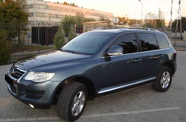 Volkswagen Touareg 2008 в Мелитополе