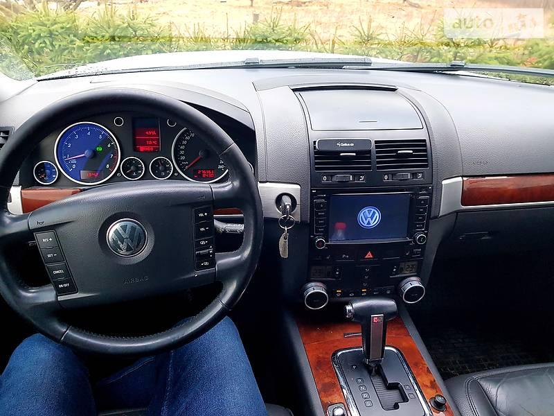 Volkswagen Touareg 2007 в Ивано-Франковске