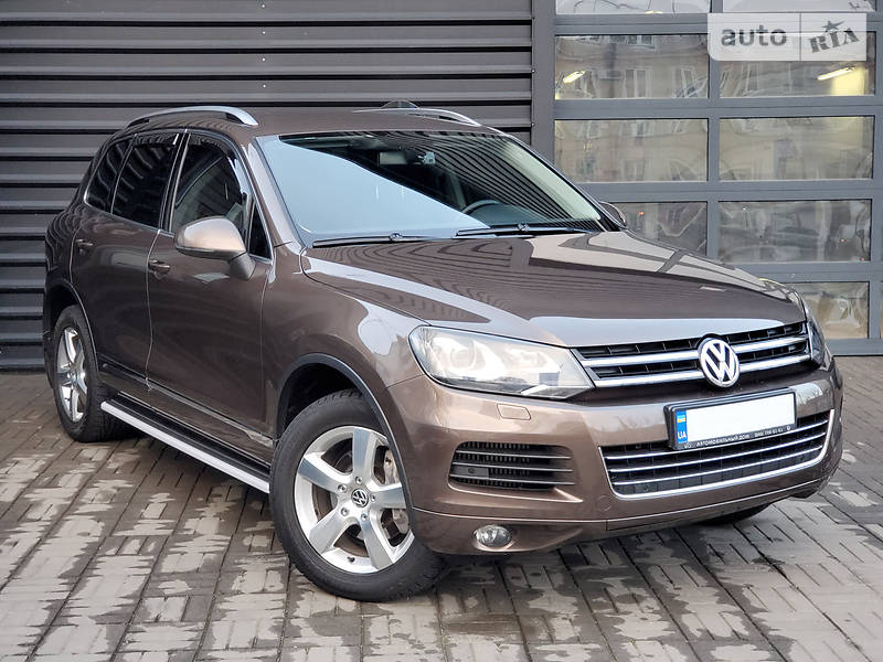Volkswagen Touareg 2014 в Одессе