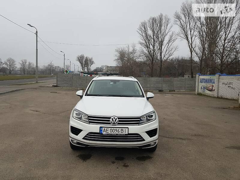 Volkswagen Touareg 2015 в Днепре