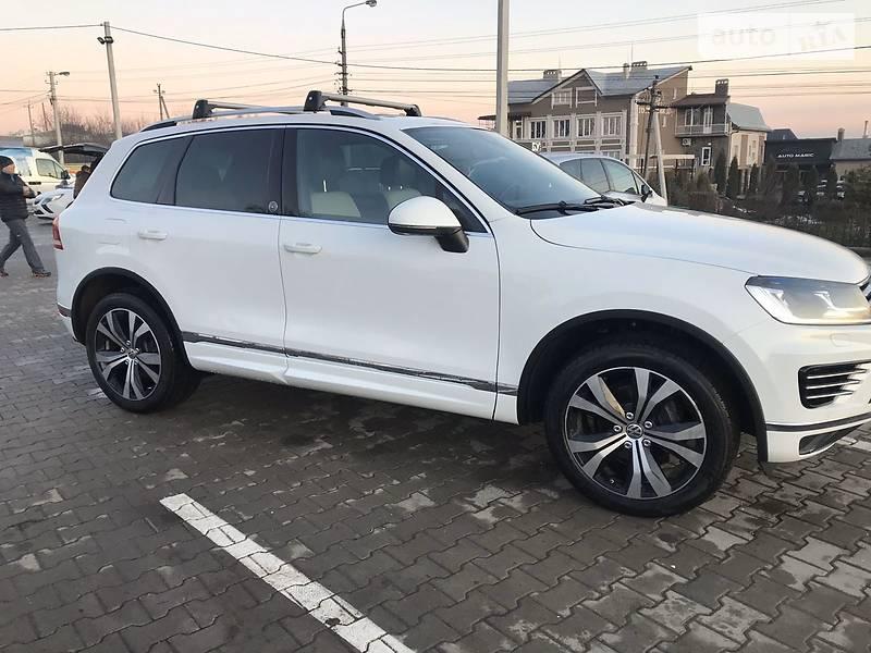 Volkswagen Touareg 2016 в Черновцах