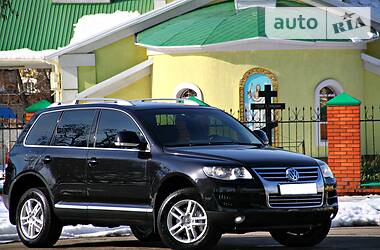 Volkswagen Touareg 2009 в Днепре