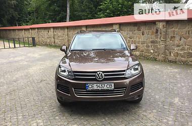 Volkswagen Touareg 2011 в Черновцах