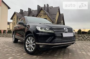 Volkswagen Touareg 2016 в Тернополе