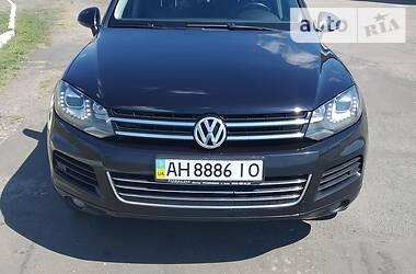 Volkswagen Touareg 2011 в Славянске