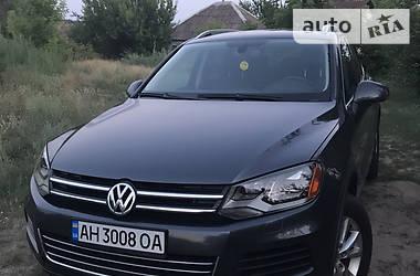 Volkswagen Touareg 2013 в Лимане
