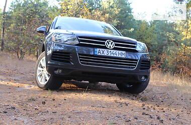 Позашляховик / Кросовер Volkswagen Touareg 2014 в Харкові