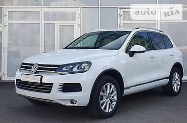 Volkswagen Touareg 2013 в Киеве