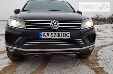 Volkswagen Touareg 2015 в Волновахе