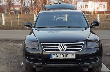 Volkswagen Touareg 2006 в Черкассах