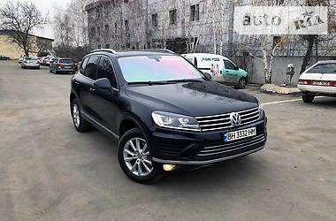 Volkswagen Touareg 2017 в Одессе