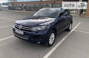 Внедорожник / Кроссовер Volkswagen Touareg 2014 в Киеве
