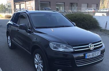 Внедорожник / Кроссовер Volkswagen Touareg 2012 в Ковеле