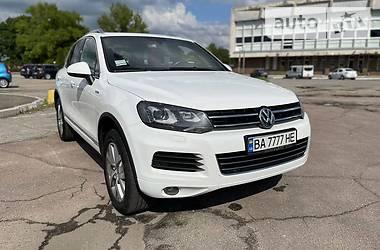 Унiверсал Volkswagen Touareg 2013 в Кропивницькому