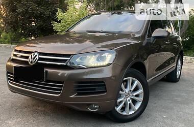 Внедорожник / Кроссовер Volkswagen Touareg 2011 в Тернополе