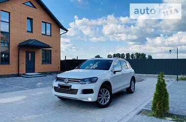 Позашляховик / Кросовер Volkswagen Touareg 2012 в Вінниці