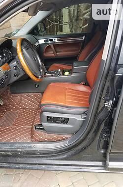 Позашляховик / Кросовер Volkswagen Touareg 2009 в Хмельницькому