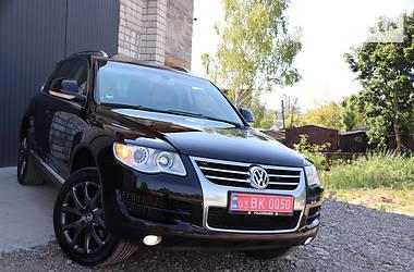 Внедорожник / Кроссовер Volkswagen Touareg 2009 в Трускавце