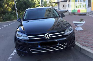 Внедорожник / Кроссовер Volkswagen Touareg 2014 в Одессе