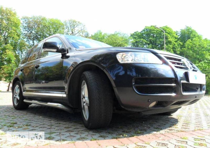 Volkswagen Touareg 2003 в Одессе