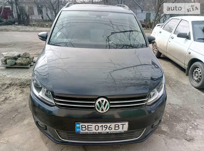 Volkswagen Touran 2014 в Николаеве