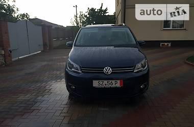Volkswagen Touran 2014 в Тернополе