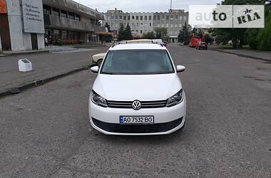 Volkswagen Touran 2013 в Ужгороде