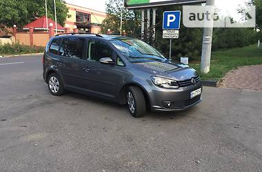 Volkswagen Touran 2014 в Одессе