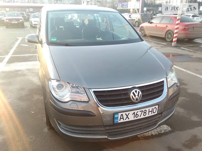 Volkswagen Touran 2007 в Харькове