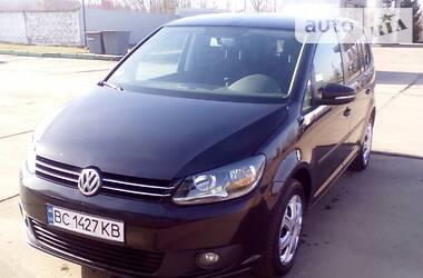 Volkswagen Touran 2012 в
