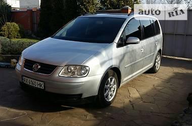 Volkswagen Touran 2003 в Харькове