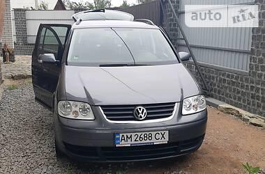 Volkswagen Touran 2006 в Житомире