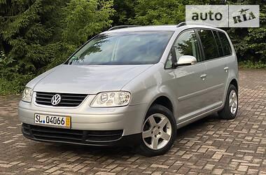 Volkswagen Touran 2006 в Ровно