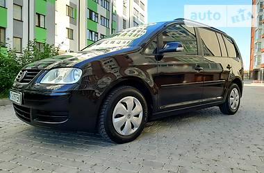 Volkswagen Touran 2005 в Ивано-Франковске