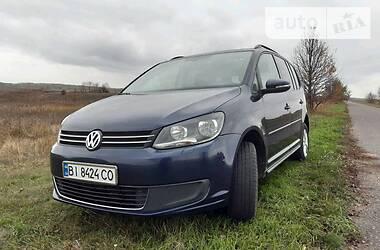 Volkswagen Touran 2013 в Лубнах