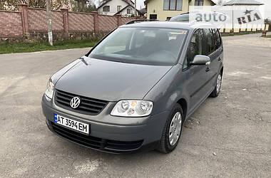 Volkswagen Touran 2003 в Ивано-Франковске