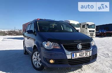 Volkswagen Touran 2007 в Черновцах