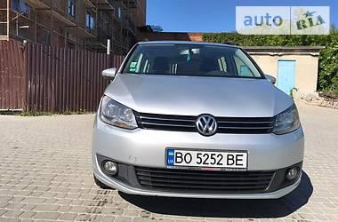 Volkswagen Touran 2012 в Чорткове