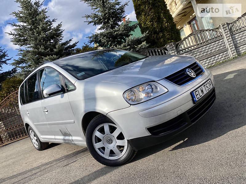 Volkswagen Touran 7MIST LUK 6ST
