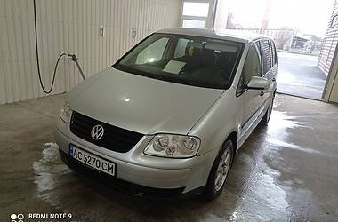 Volkswagen Touran 2003 в Охтирці