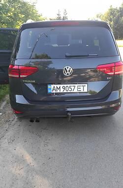 Мінівен Volkswagen Touran 2015 в Бердичеві