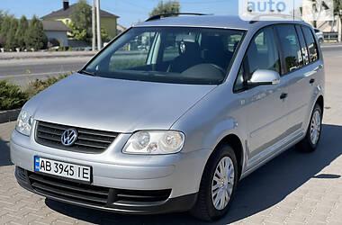 Минивэн Volkswagen Touran 2005 в Виннице